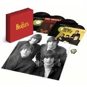THE BEATLESビートルズ/THE SINGLES 7''BOX SET