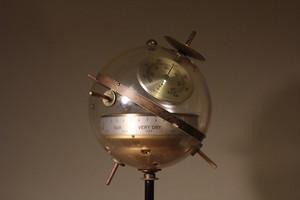 西ドイツ製 スプートニク Weather Station