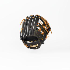硬式グローブ  内野手用 ブラック (BFG-IF0101-BK)