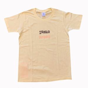 IROGLO/イログロ/MNTL/Tシャツ/ライトイエロー