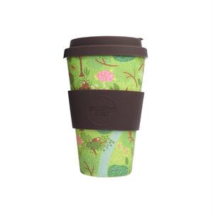 Borneo Orangutan Ecoffee Cup - Green