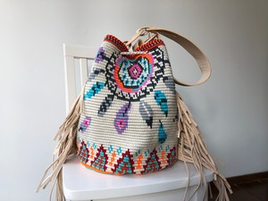 【Pre-order】ワユーバッグ (Wayuu Bag) Native Collection no.1