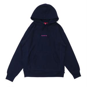 Supreme Compact Logo Hooded Sweatshirt