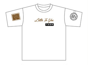 Letter To You★Tシャツ★白