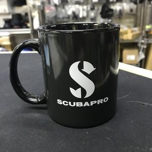 【SCUBAPRO】マニア必携! ホット飲料で絵柄が浮き出るマグカップ!!
