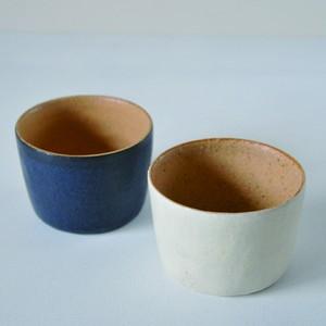 いにま陶房 鈴木智子 ツートンカップ