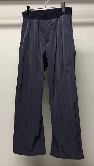 PER GOTESSON SOFT DRAPE NYLON TROUSERS