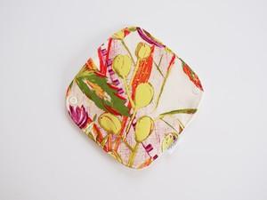 布ナプキン【S】Yellow Flower