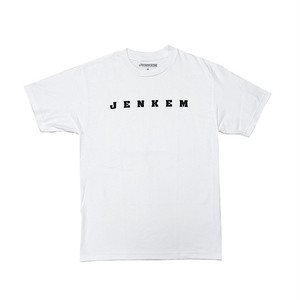 JENKEM - SPACED OUT TEE (White)