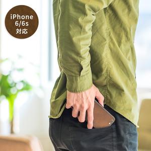 <iPhone 6/6s 用>coromo -camel-