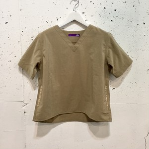THE NORTH FACE PURPLE LABEL_H/S Pullover Shirt