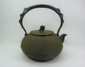 鉄瓶 宝珠アラレ 1.4L