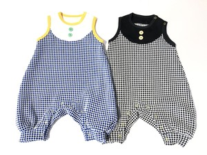【20SS】ゾジオ(ZOZIO) Button rompas [XS / S]ロンパース