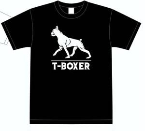 T-BOXER TEE Black