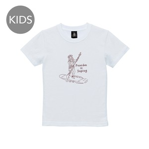 Poseidon 半袖 白 KIDS