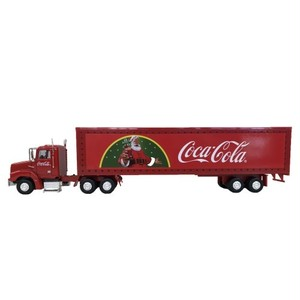 Coca-Cola Miniature Car Holiday Caravan 1/43スケール