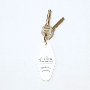"one f KEYTAG ""Black & White"""