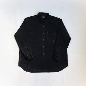 BLANK205 Over Shirt (Black)