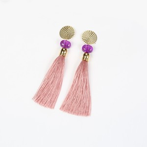 Long Tassel Pierce