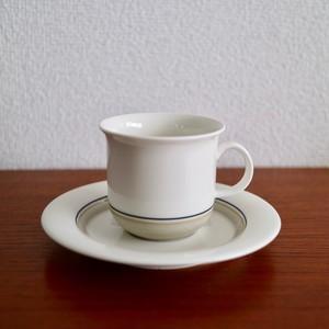 Arabia アラビア / Seita Arctica セイタアークティカ コーヒーカップ&ソーサー
