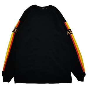 Stripes L/S Tee (Black)