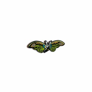 "OTHER WORLD""Mothra Leo pin"""