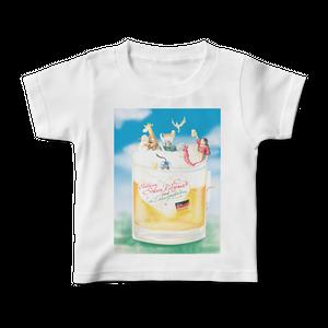 【ライブTシャツ】子供用 明日に乾杯!明日はいい日シリーズTシャツ