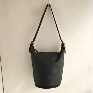 OLD COACH big  bucket shoulder  bag
