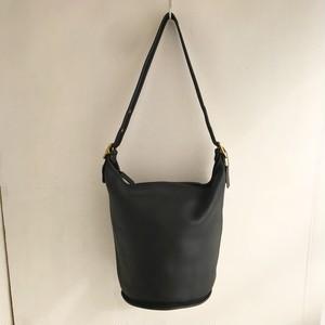 OLD COACH big  bucket shoulder  bag