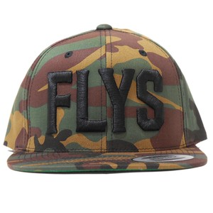 BlackFlys【FLYS SNAP BACK CAP】CAMO
