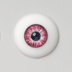シリコンアイ - 19mm Sorciere Eyes ナチュラル白目