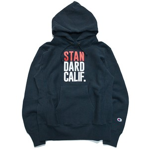 STANDARD CALIFORNIA  CHAMPION × SD Reverse Weave Pullover Hood