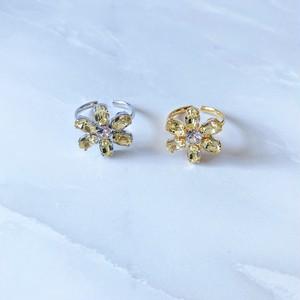【限定カラー】mini daisy ring/ミニデイジーリング