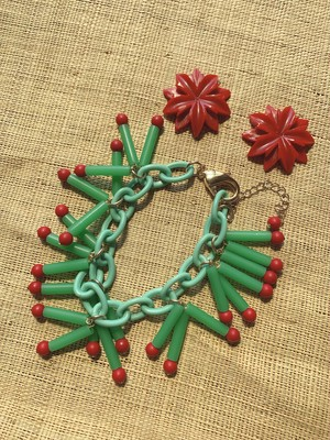 match bracelet【Green】