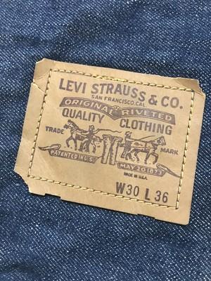 デッドストック 70年代 Levis ラケットバック