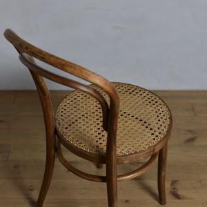 Double Loop Bentwood Chair / ダブルループ ベントウッド チェア 〈ダイニングチェア・椅子・曲木・籐〉SB2010-0003