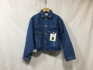 "WESTOVERALLS "" 857B 3RD DENIM JACKET "" BIO BLUE"