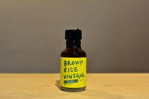 BROWN RICE VINEGAR(ゆず)