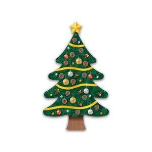 クリスマスツリー(REAL)M