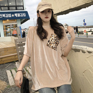 レオパードポケットTシャツ 1130