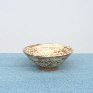 三島茶碗:風炉の季節にふさわしい三島の平茶碗