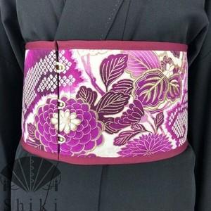 着物用コルセット帯(菊の襲・振袖より)
