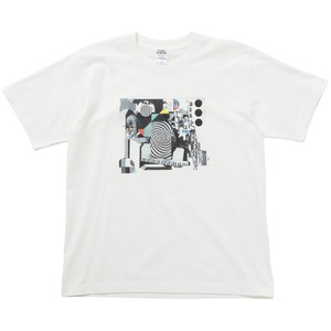 STUDIO BLANCHE / Graphic Print T-Shirt