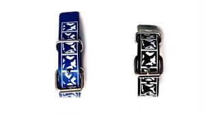 [予約商品] EFFECTEN (エフェクテン) studs print leather bangle(一連)