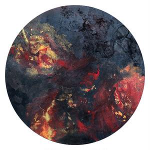 原画「業火‐Inferno‐」山口奈々絵画