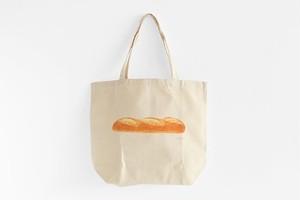 フランスパンのトートバッグ Lサイズ ナチュラル  < CLASKA クラスカ >