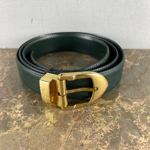 .LOUIS VUITTON VI1927 EPI LEATHER BELT MADE IN FRANCE/ルイヴィトンエピサンチュールレザーベルト 2000000043685