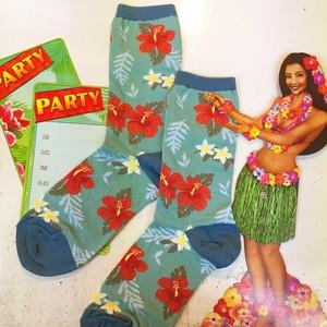 Aloha Floral - SockSmith(ソックスミス)