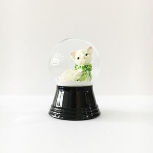 白猫 GR スノードーム PERZY社 S