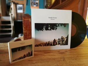"[SPR-164] Natalie Evans - "" Houses ""  [Black 12 inch Vinyl ]"